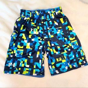 Boys Under Armour Reversible Shorts